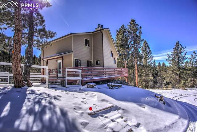 58 Juniper Circle, Florissant, CO 80816 (#1892985) :: The Harling Team @ HomeSmart