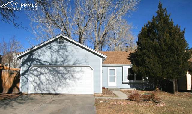 2358 Silent Rain Drive, Colorado Springs, CO 80919 (#1894683) :: The Daniels Team