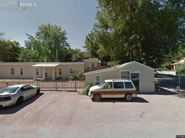 130 W Douglas Avenue, Canon City, CO 81212 (#1896601) :: Tommy Daly Home Team