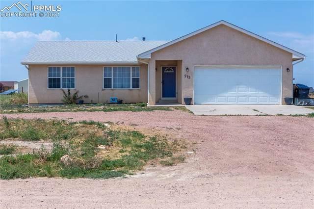 915 N Durango Drive, Pueblo West, CO 81007 (#1897895) :: The Treasure Davis Team | eXp Realty