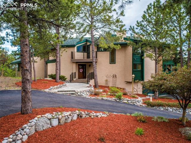 19439 Rim Of The World Drive, Monument, CO 80132 (#1897905) :: Action Team Realty