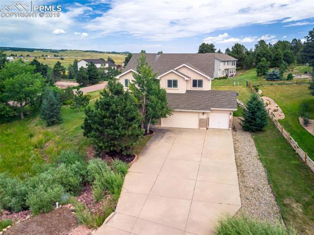 1610 Plowman Place, Monument, CO 80132 (#1900337) :: Action Team Realty