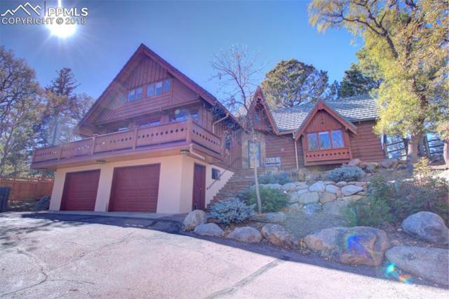 1410 Cheyenne Boulevard, Colorado Springs, CO 80906 (#1904130) :: Colorado Home Finder Realty