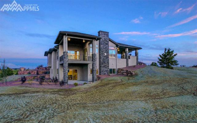 17151 Timber Meadow Drive, Colorado Springs, CO 80908 (#1905684) :: Action Team Realty