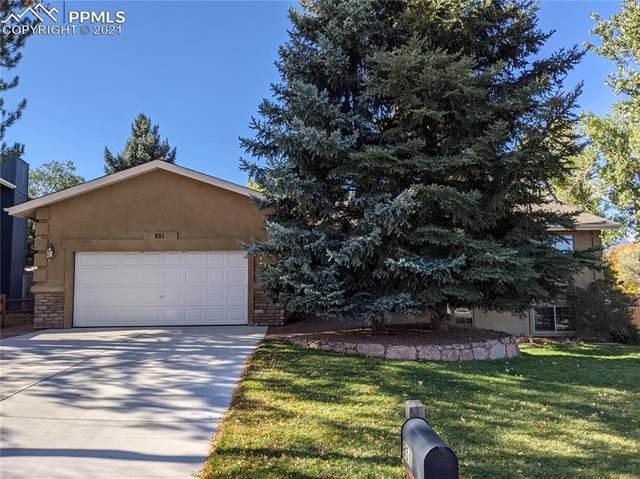 851 N Pulpit Rock Circle, Colorado Springs, CO 80918 (#1906408) :: 8z Real Estate