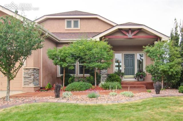 3376 Silver Pine Trail, Colorado Springs, CO 80920 (#1906441) :: Jason Daniels & Associates at RE/MAX Millennium