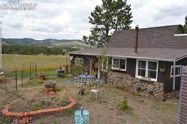 338 Deer Lane, Guffey, CO 80820 (#1909643) :: 8z Real Estate