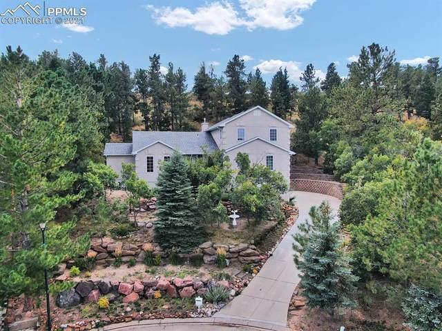 1335 Northface Court, Colorado Springs, CO 80919 (#1913225) :: The Daniels Team