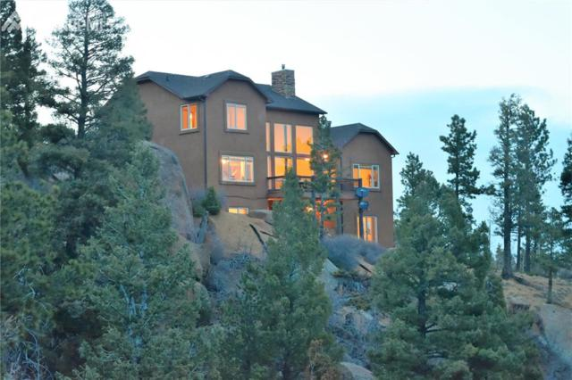 2075 Deer Mountain Road, Manitou Springs, CO 80829 (#1915600) :: RE/MAX Advantage
