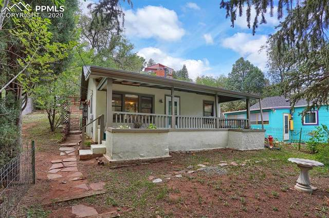 32 Waltham Avenue, Manitou Springs, CO 80829 (#1918041) :: Tommy Daly Home Team