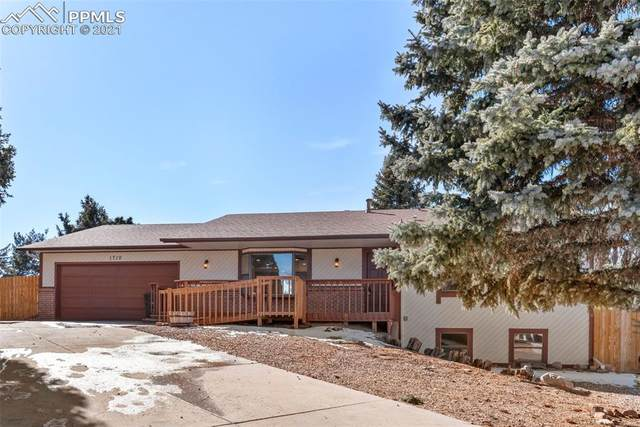 1710 Kimberly Place, Colorado Springs, CO 80915 (#1920124) :: The Treasure Davis Team