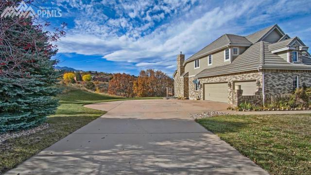 4720 Broadmoor Bluffs Drive, Colorado Springs, CO 80906 (#1921034) :: The Treasure Davis Team