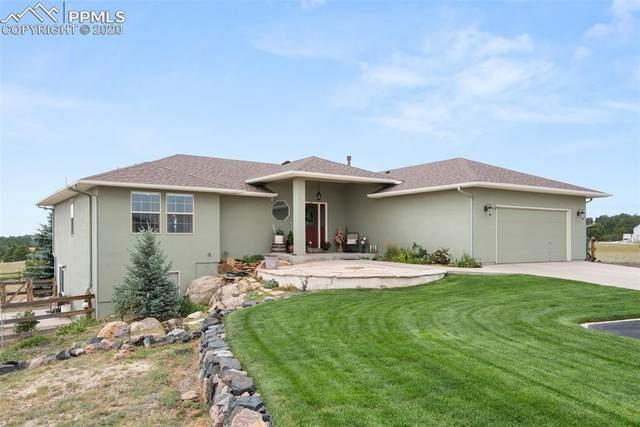 13055 Renegade Drive, Elbert, CO 80106 (#1921443) :: Finch & Gable Real Estate Co.