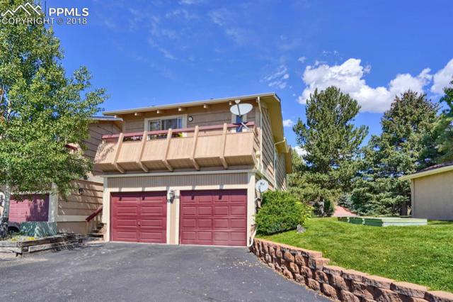 1675 Deer Creek Road, Monument, CO 80132 (#1922445) :: Jason Daniels & Associates at RE/MAX Millennium