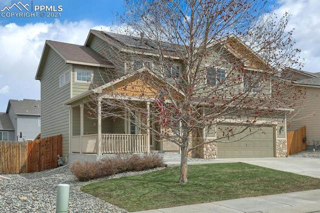 4632 Whirling Oak Way, Colorado Springs, CO 80911 (#1925858) :: The Kibler Group