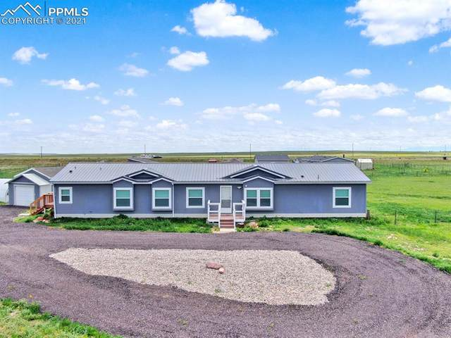 20917 Goldeneagle Drive, Calhan, CO 80808 (#1928064) :: Action Team Realty