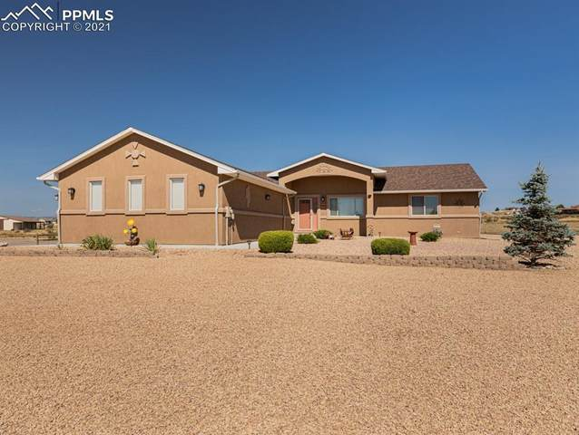 1555 E Purcell Boulevard, Pueblo West, CO 81007 (#1932075) :: The Gold Medal Team with RE/MAX Properties, Inc