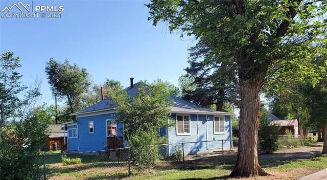 312 S 18th Street, Colorado Springs, CO 80904 (#1932098) :: The Kibler Group