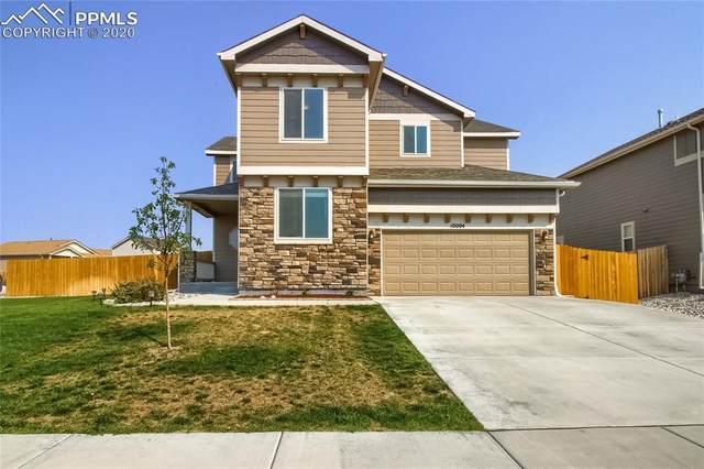10004 Seawolf Drive, Colorado Springs, CO 80925 (#1935406) :: Tommy Daly Home Team