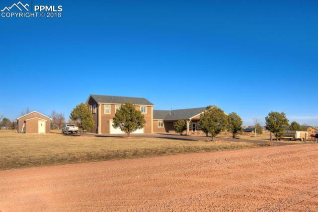 4150 Los Ranchitos Drive, Peyton, CO 80831 (#1935849) :: 8z Real Estate