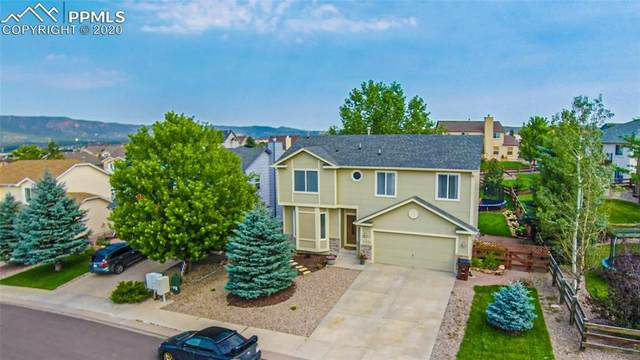 884 Mesa Creek Drive, Monument, CO 80132 (#1938058) :: Action Team Realty
