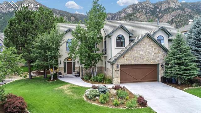 869 Mont Blanc View, Colorado Springs, CO 80906 (#1938145) :: Venterra Real Estate LLC