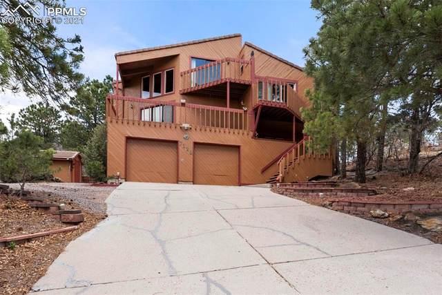 7320 Buckeye Court, Colorado Springs, CO 80919 (#1938349) :: The Harling Team @ HomeSmart