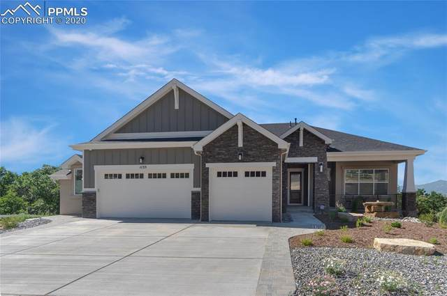 1155 Giacomo Court, Colorado Springs, CO 80921 (#1943011) :: The Kibler Group