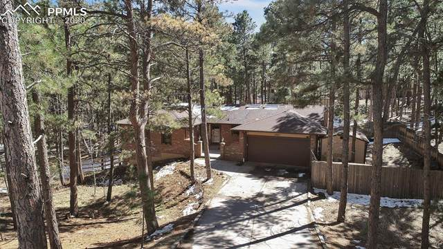 1405 Becky Drive, Colorado Springs, CO 80921 (#1945831) :: The Daniels Team