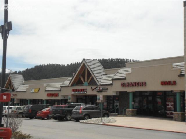 1107 E Highway 24, Woodland Park, CO 80863 (#1946375) :: 8z Real Estate