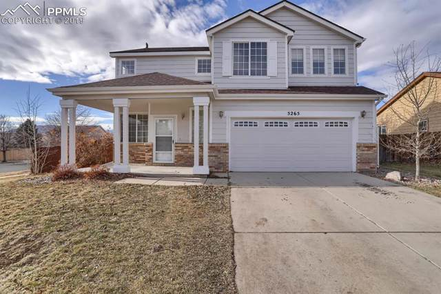 5265 Mountain Air Circle, Colorado Springs, CO 80916 (#1946418) :: The Hunstiger Team