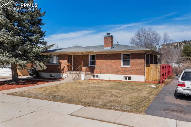 2439 Clarkson Drive, Colorado Springs, CO 80909 (#1946619) :: The Daniels Team