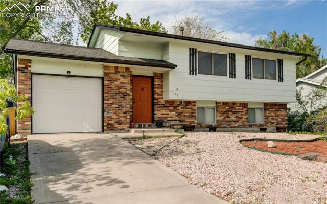7160 White Mountain Drive, Colorado Springs, CO 80915 (#1949158) :: The Hunstiger Team