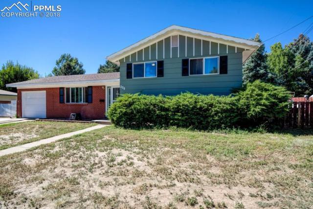 208 Bassett Drive, Colorado Springs, CO 80910 (#1954304) :: The Peak Properties Group