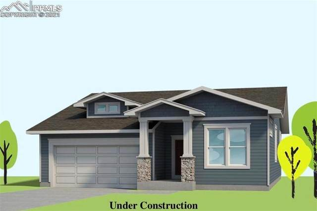 12915 Stone Valley Drive, Peyton, CO 80831 (#1956496) :: Tommy Daly Home Team