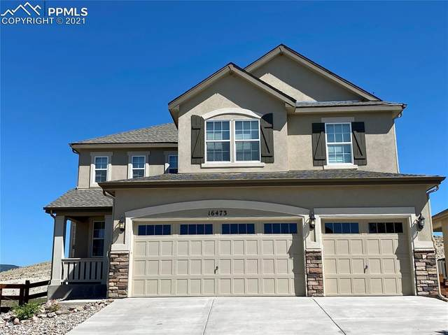 16473 Curled Oak Drive, Monument, CO 80132 (#1957329) :: The Kibler Group