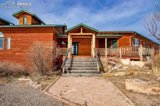 5309 Cibola Drive, Colorado City, CO 81019 (#1957765) :: Action Team Realty