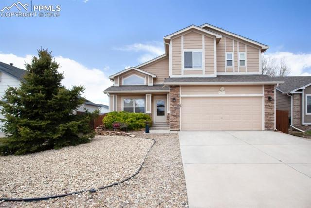 8207 Gladwater Road, Peyton, CO 80831 (#1958786) :: The Kibler Group