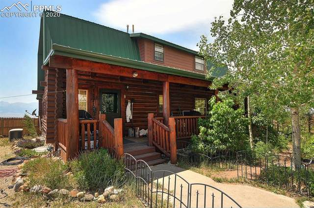 1882 Gibbs Drive, Westcliffe, CO 81252 (#1961702) :: Tommy Daly Home Team