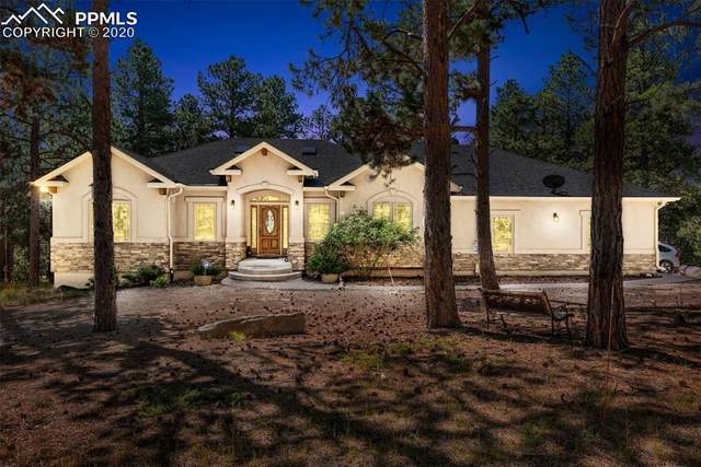 18020 Black Squirrel Road, Colorado Springs, CO 80908 (#1963641) :: Tommy Daly Home Team