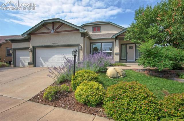 10382 Pinetop Drive, Colorado Springs, CO 80920 (#1965436) :: The Hunstiger Team