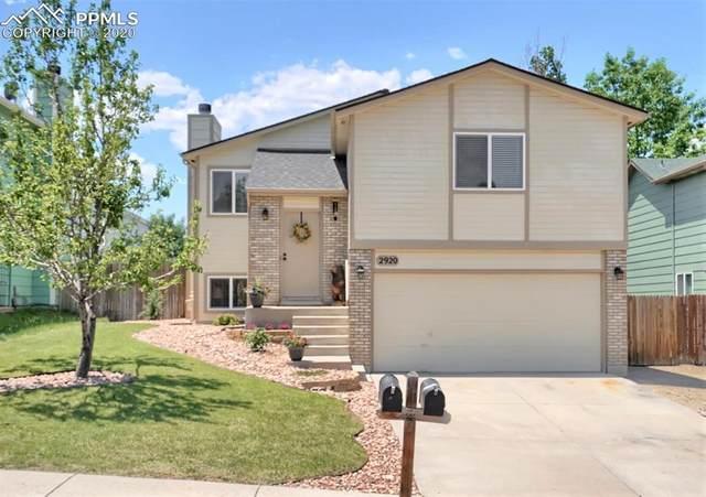 2920 Richmond Drive, Colorado Springs, CO 80922 (#1965700) :: Fisk Team, RE/MAX Properties, Inc.