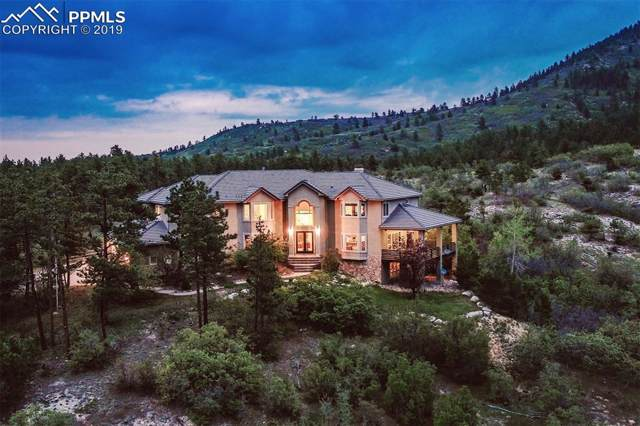 5092 S Perry Park Road, Sedalia, CO 80135 (#1966583) :: 8z Real Estate