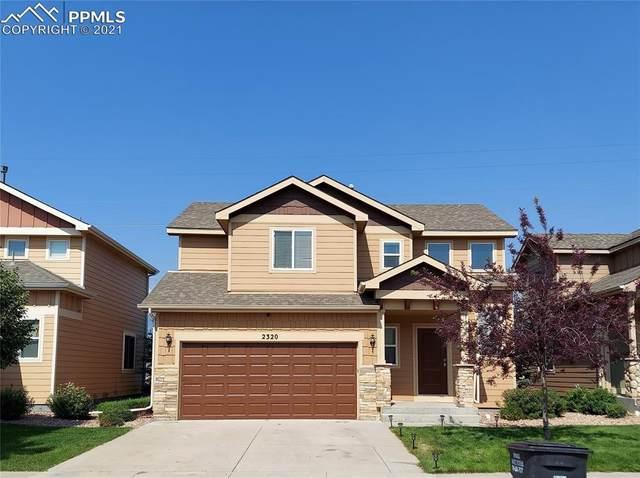 2320 Sierra Springs Drive, Colorado Springs, CO 80916 (#1967215) :: Venterra Real Estate LLC