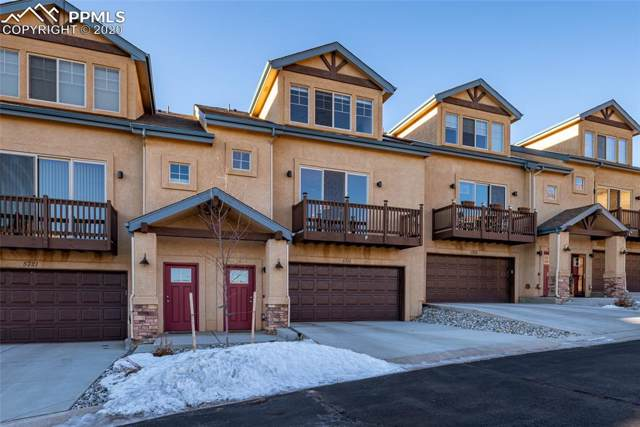 5715 Canyon Reserve Heights, Colorado Springs, CO 80919 (#1969000) :: Tommy Daly Home Team