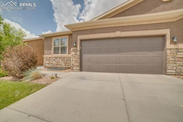 5384 Oak Spring Heights, Colorado Springs, CO 80923 (#1969538) :: Finch & Gable Real Estate Co.