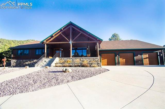 1025 Dave Drive, Canon City, CO 81212 (#1969762) :: Action Team Realty