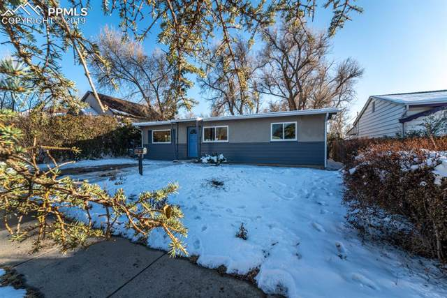 743 E Moreno Avenue, Colorado Springs, CO 80903 (#1970143) :: The Kibler Group