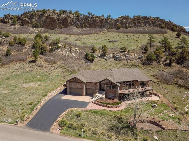 6600 Wauconda Drive, Larkspur, CO 80118 (#1970718) :: The Treasure Davis Team
