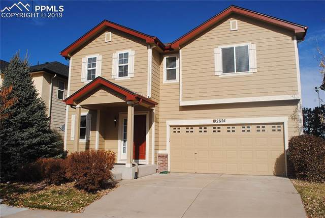2624 Sierra Springs Drive, Colorado Springs, CO 80916 (#1972236) :: CC Signature Group